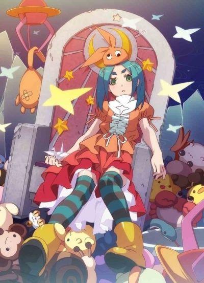 История одержимости: Кукла Ёцуги / Tsukimonogatari: Yotsugi Doll [04 из 04]