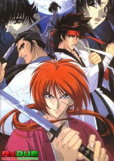 Бродяга Кеншин - Фильм / Samurai X: The Motion Picture