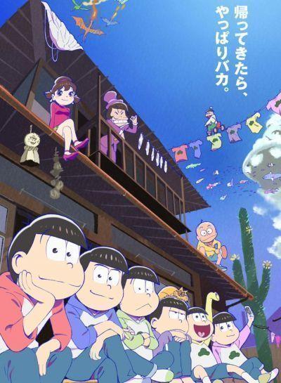 Дядька Осомацу ТВ-2 / Osomatsu-san TV-2 [25 из 25]