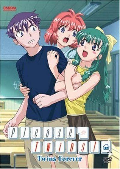 Пожалуйста! Близнецы OVA / Onegai Twins! OVA