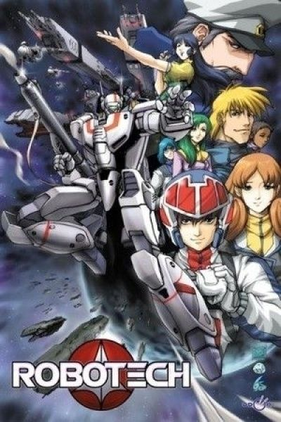 Роботек: Сага о Макроссе / Robotech: The Macross Saga