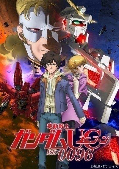 Мобильный доспех Гандам Единорог RE:0096 / Mobile Suit Gundam Unicorn RE:0096 [22 из 22]