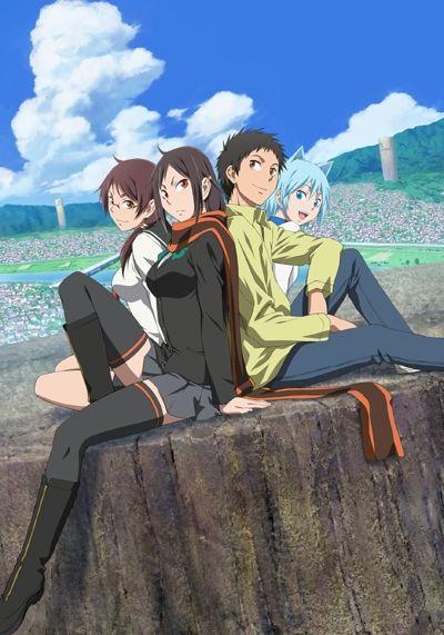 Квартет Сакуры / Yozakura Quartet [12 из 12]