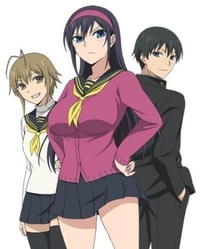 Заблуждение сестры / Ane Log OVA [03 из 03 + 3 SP]