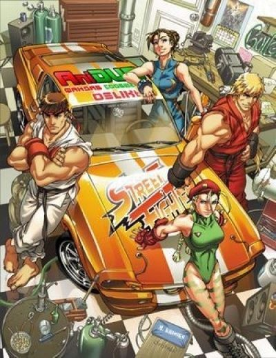 Уличный боец II: Победа / Street Fighter II: Victory [29 из 29]