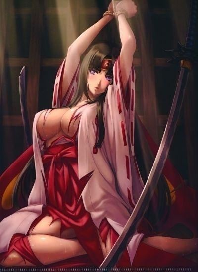 Поверженные королевы OVA / Vanquished Queens [04 из 04]