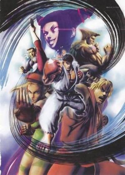 Super Street Fighter IV OVA-2 / Уличный боец IV OVA-2 [1 из 1]
