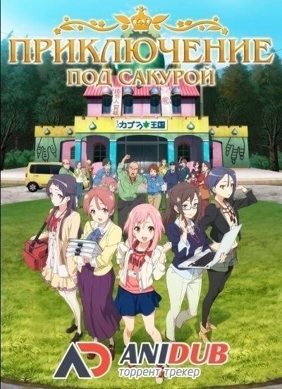 Приключение под сакурой / Sakura Quest [25 из 25]