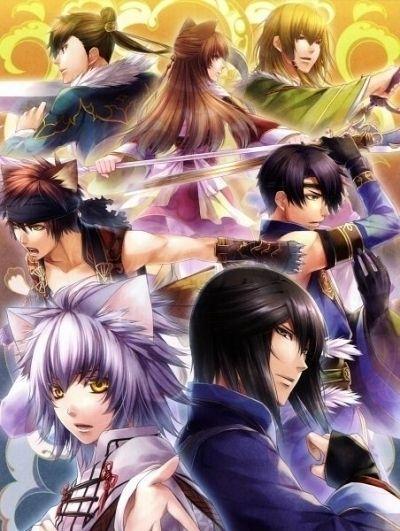 Судьба Дзюза ОВА / Juuza Engi: Engetsu Sangokuden OVA