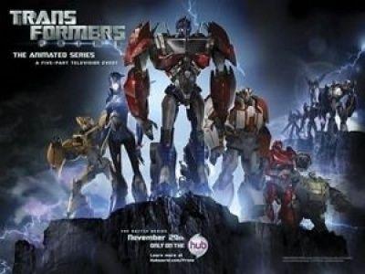 Transformers: Prime / Трансформеры: Прайм [05 из 26]