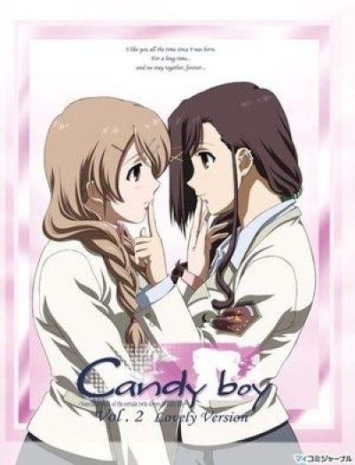 Кэнди-Бой / Candy Boy ONA [07 из 07 + 3 SP]