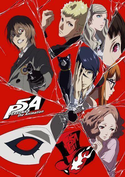 Персона 5 (спэшл 2) / Persona 5 the Animation (2018)