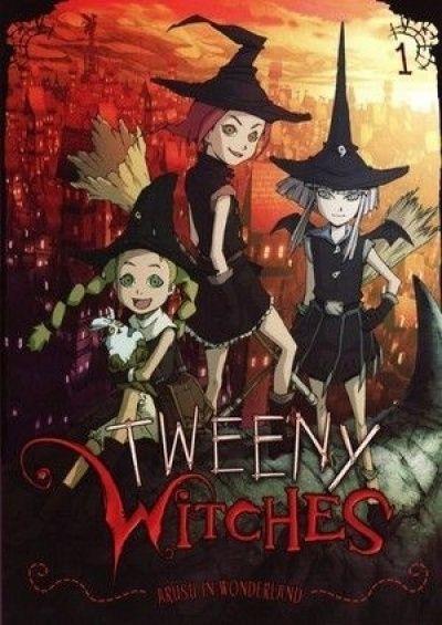 Отряд волшебниц Алисы / Tweeny Witches [40 из 40]