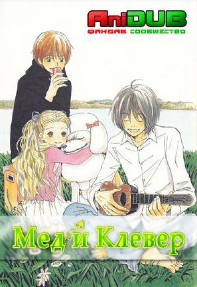 Мед и клевер ТВ-2 / Hachimitsu to Clover TV-2 [12 из 12]