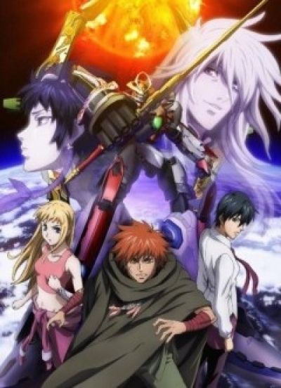 Акварион OVA / Sousei no Aquarion Wings of Betrayal [2 из 2]