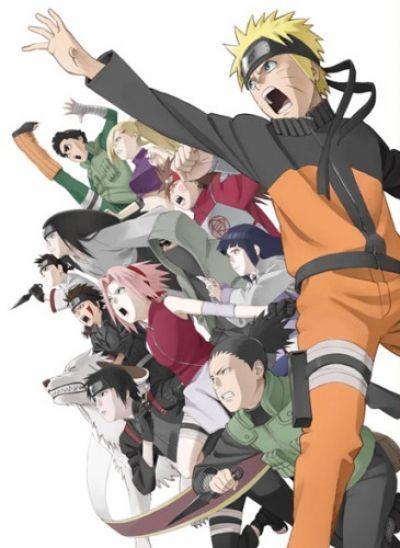Наруто: Ураганные хроники - Наследники воли огня / Gekijouban Naruto Shippuuden: Hi no Ishi o Tsugu Mono [Movie]