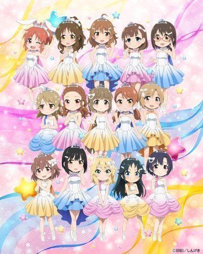 Идолмастер: Театр золушек ТВ-4 / Idolmaster Cinderella Girls Gekijou (2019) [06 из 13]