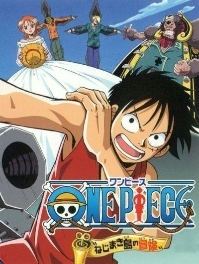 Ван-Пис: Фильм второй / One Piece: Clockwork Island Adventure [1 из 1 + SP]