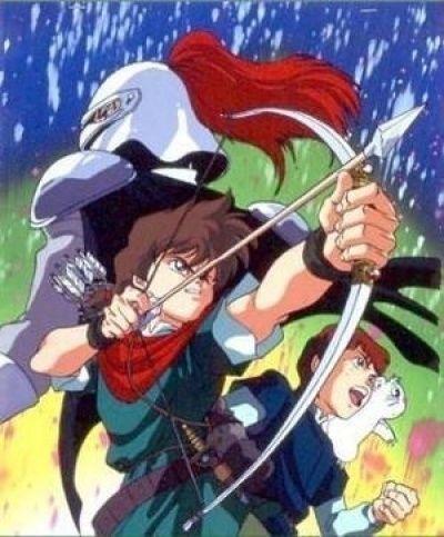 Похождения Робина Гуда / Robin Hood no Daibouken [52 из 52]