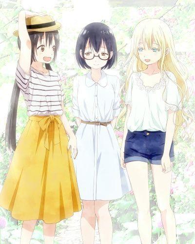 Давайте сыграем OVA / Asobi Asobase OVA