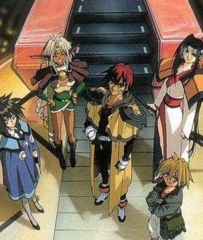 Звездные рыцари Вольной звезды / Seihou Bukyou Outlaw Star [26 из 26]