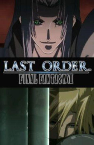 Последняя Фантазия: Последний Приказ VII / Final Fantasy VII: Last Order