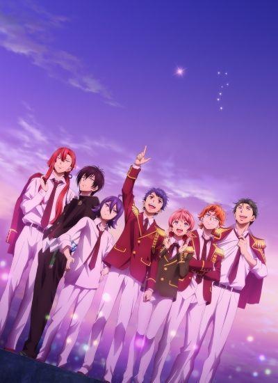 Король призмы: Семь сияющих звёзд / King of Prism: Shiny Seven Stars [03 из 12]
