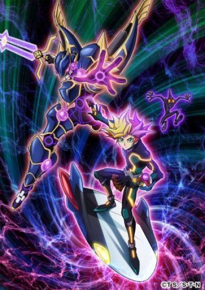 Югио! ТВ-8 / Yu-Gi-Oh! Vrains [22 из 102+]