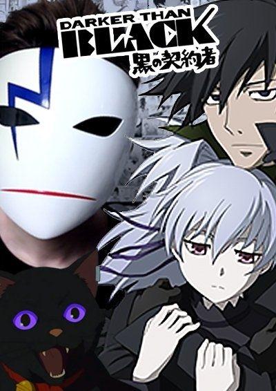 Обзор аниме Темнее Чёрного / Darker than Black