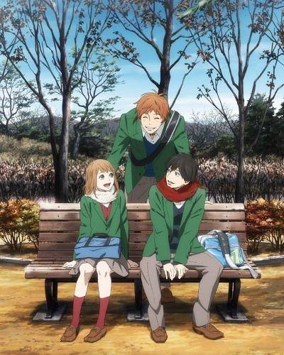 Орендж: Будущее / Orange: Mirai [Movie]