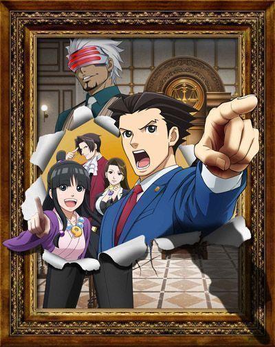 """Первоклассный адвокат [ТВ-2] / Gyakuten Saiban: Sono """"Shinjitsu"""", Igi Ari! [23 из 23]"""