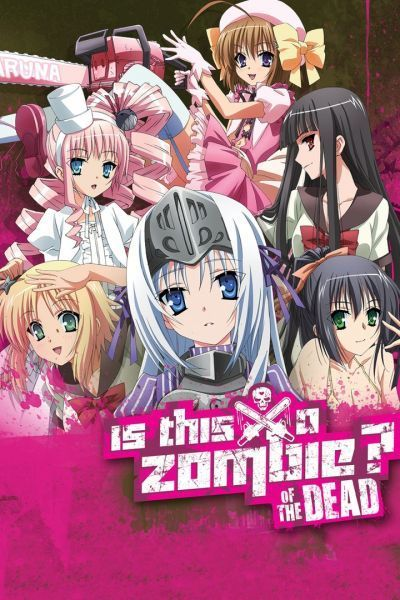 Уж не зомби ли это? Среди мертвецов / Kore wa Zombie Desuka? Of the Dead [10 из 10]