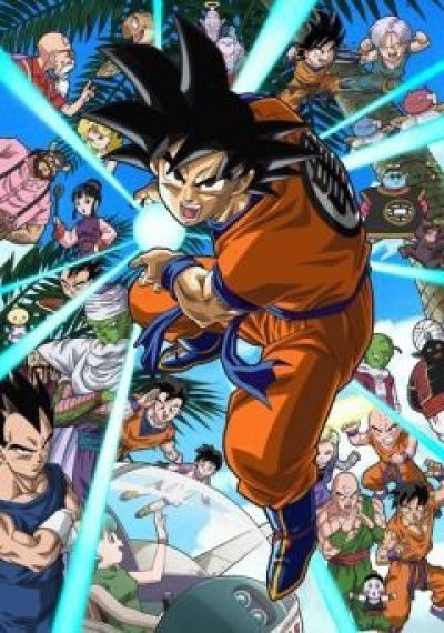 Драгонболл: Сон-Гоку и друзья возвращаются!! / Dragon Ball - Ossu! Kaette Kita Son Goku to Nakamatachi!