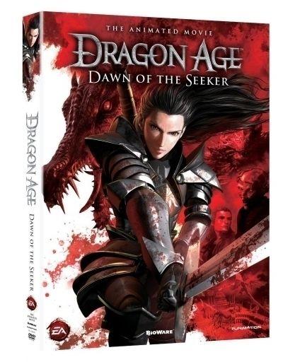 Драконий век: Рождение Искательницы / Dragon Age: Blood Mage no Seisen