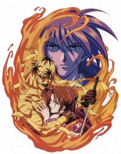 Бродяга Кэншин OVA-3 / Rurouni Kenshin: Shin Kyoto-Hen [2 из 2]