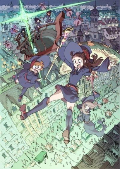 Академия ведьмочек: Колдовской парад / Little Witch Academia: Mahou Shikake no Parade