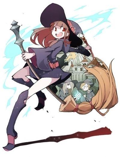 Академия ведьмочек OVA / Little Witch Academia OVA [2 из 2]