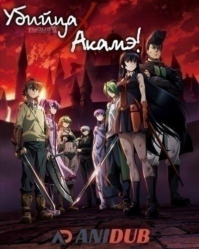 Убийца Акаме! / Akame ga Kill! [24 из 24]