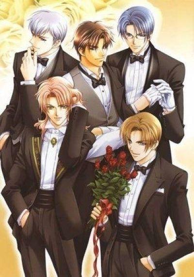 Райская школа / Gakuen Heaven [13 из 13]